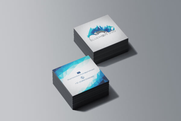 Blue Moon Duo cards mockup